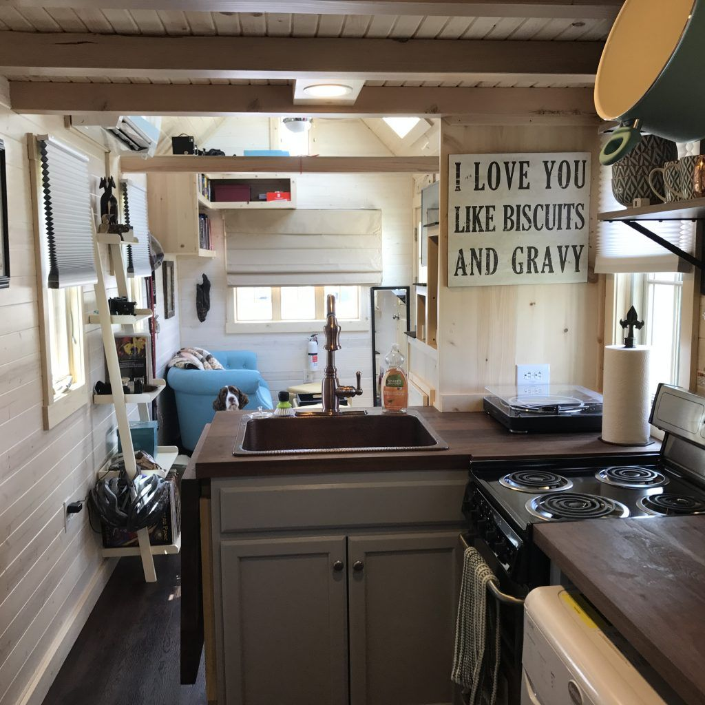 Anna Tiny House For Sale In Chattanooga Tennessee Tiny House Listings Tiny House Listings Tiny House Trailer Tiny Houses For Sale