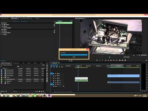 Adobe Premiere Pro CC 2015 Tutorial - Part 13 - Nesting