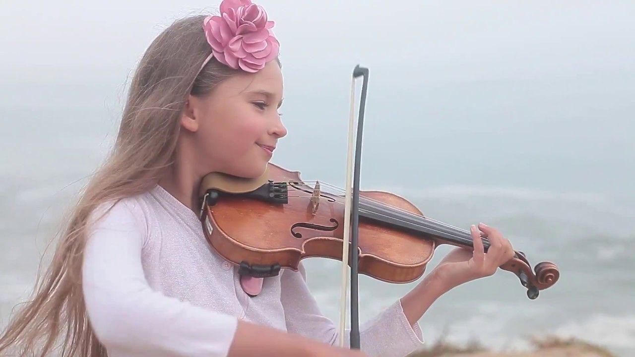 Perfect ed sheeran violin cover by karolina protsenko