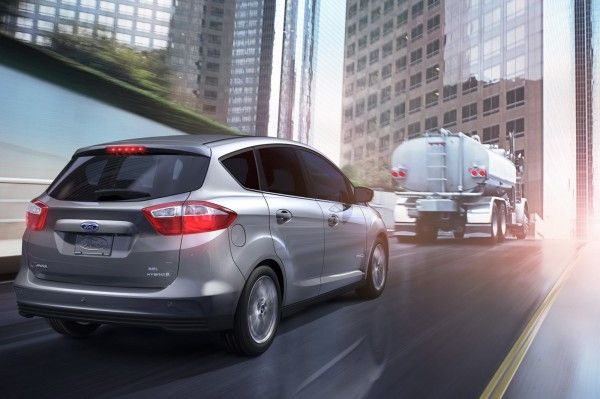 Ford Touts 2013 C Max Hybrid As Affordable Alternative To Leading
