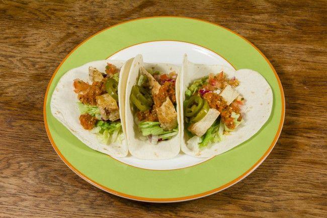 Soft Tacos Tofu? pancho villa