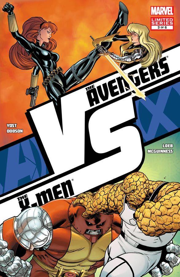 Pin On Avengers Vs X Men Avx