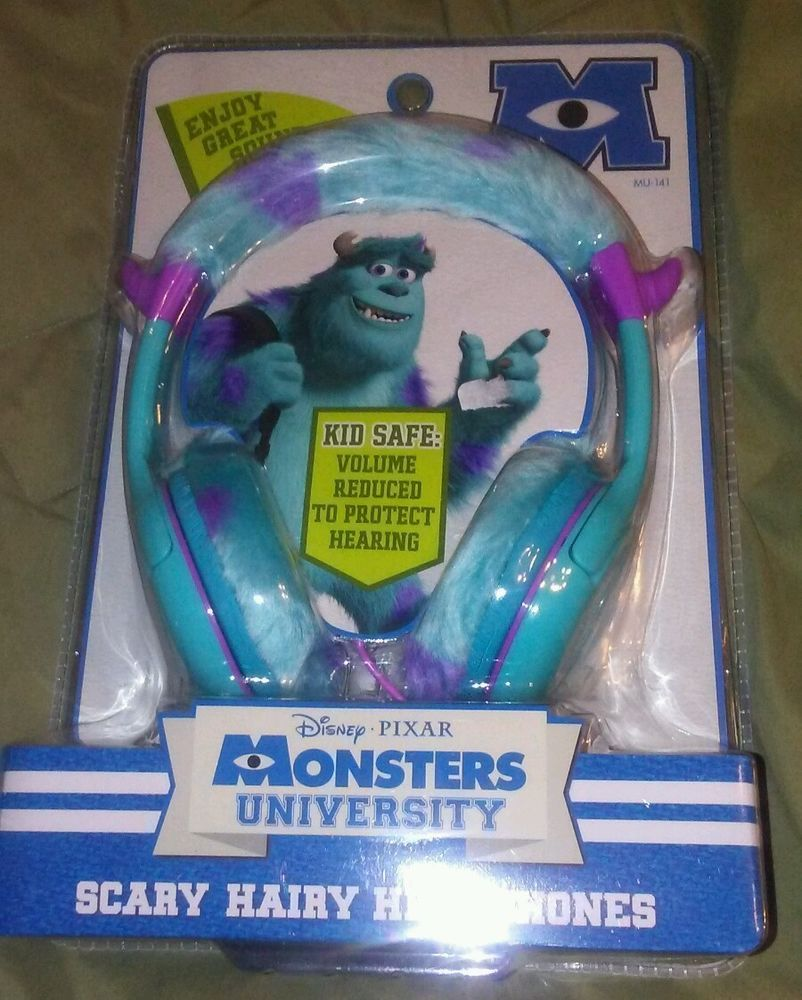 Disney\'s Pixar Monsters University Inc. Scary Hairy Sulley Stereo ...