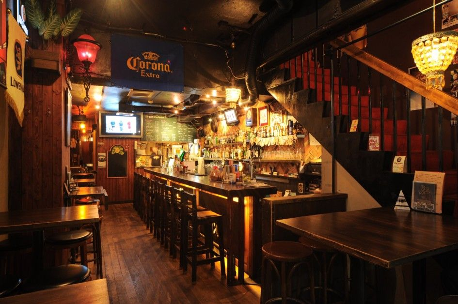 Irish pub home design - Home design