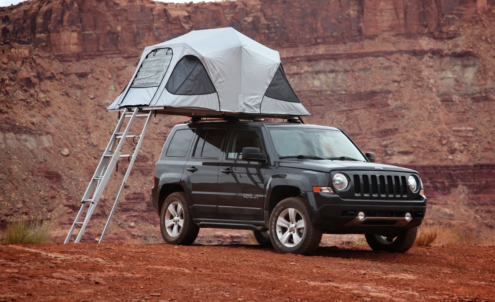 Best Top Ten Truck Bed Tent Reviews Roof Top Tent Jeep Patriot