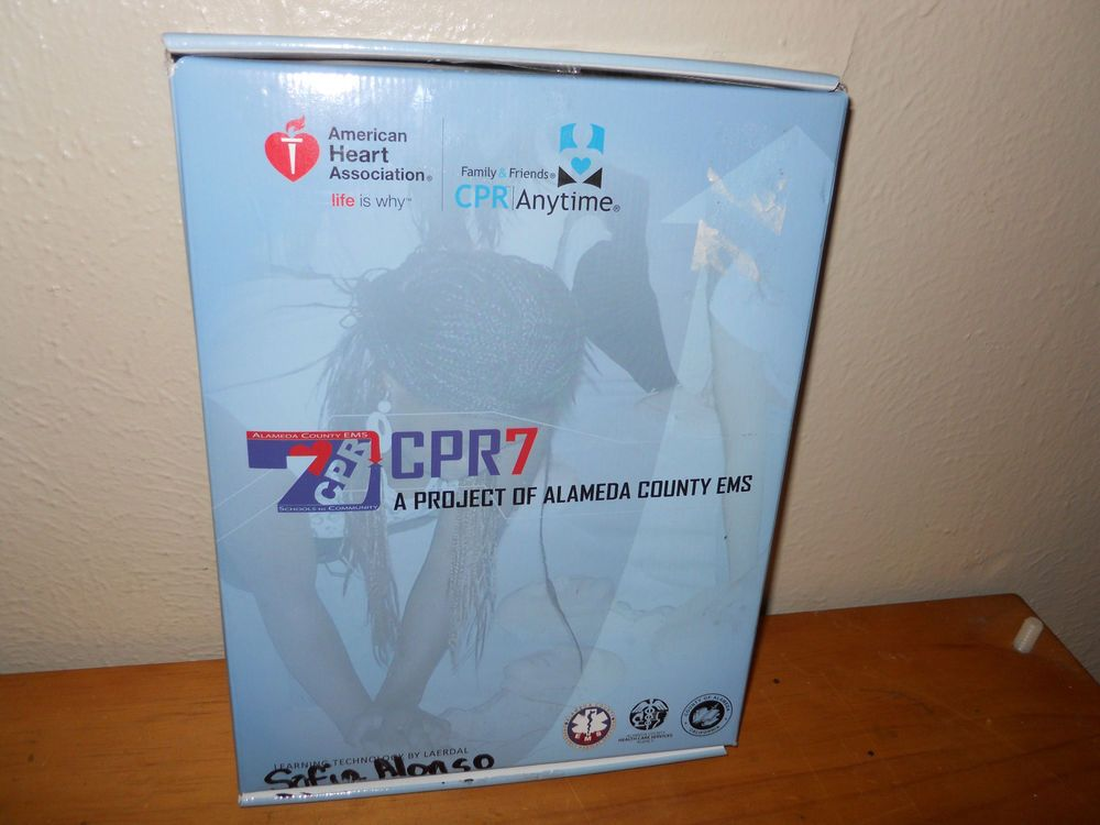 Family and & Friends CPR Anytime Complete Training Kit