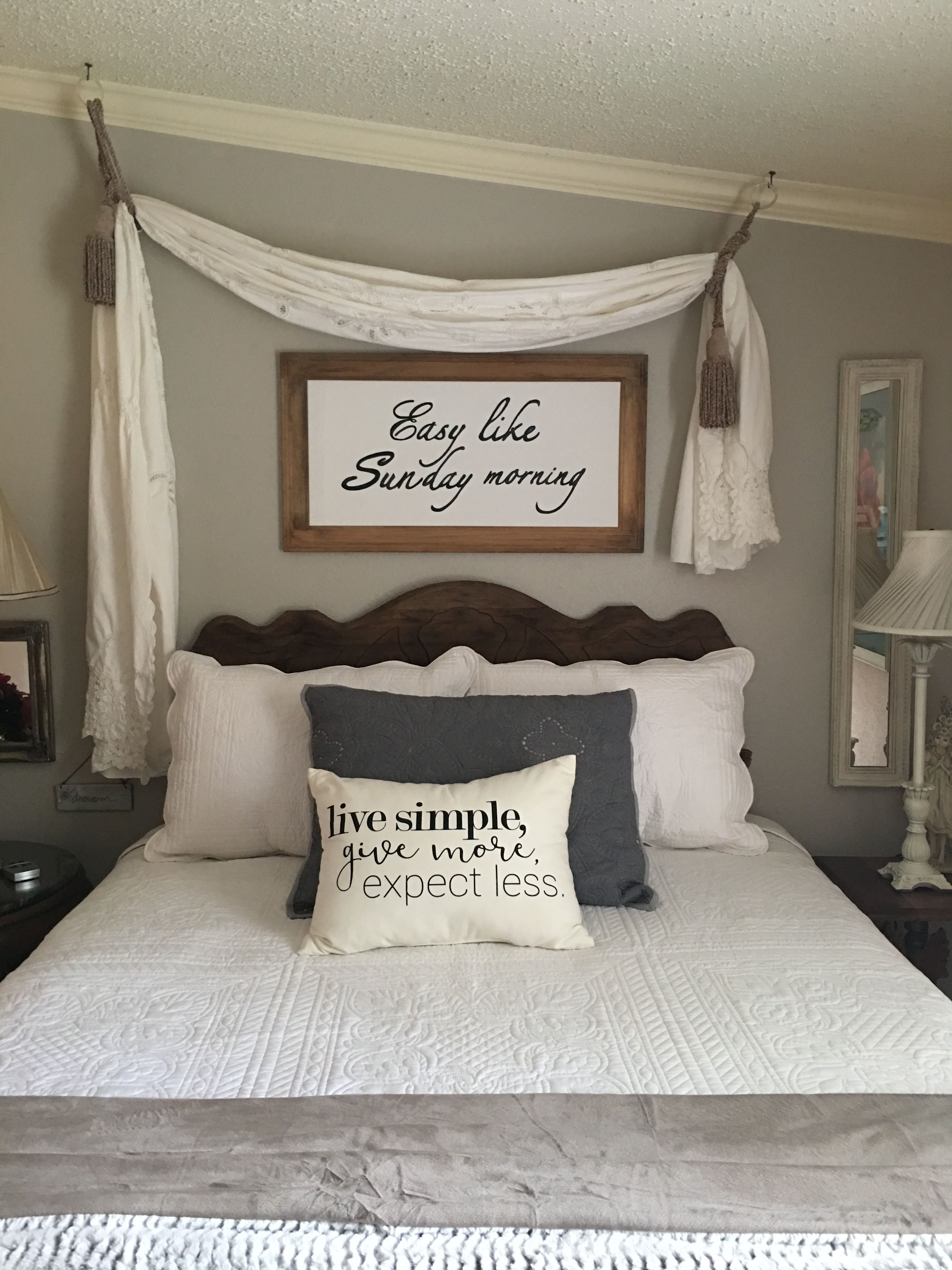 Sign Master Bedroom Wall Decor Bedroom Wall Decor Above Bed