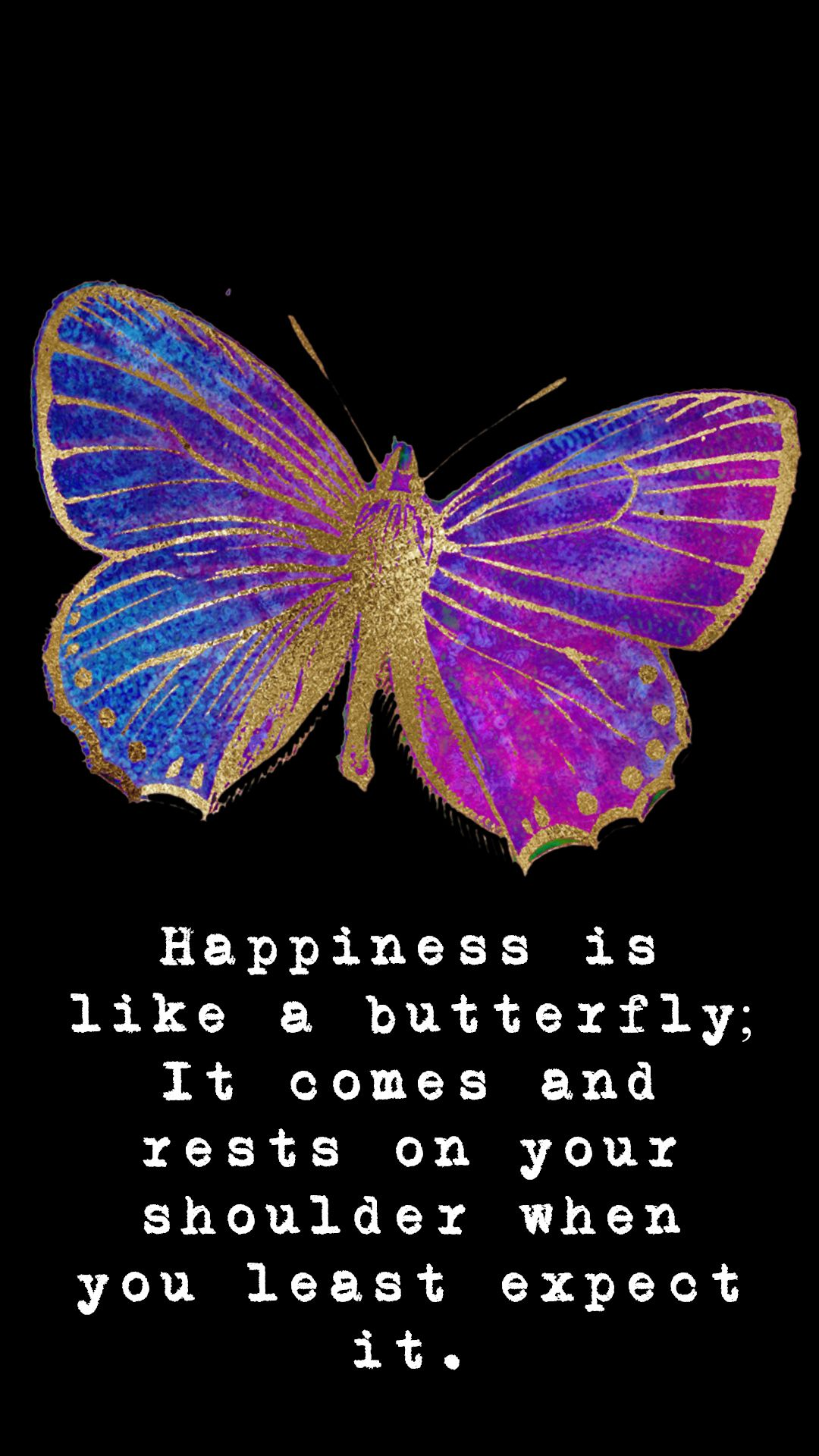 Phone Wallpaper Phone Backgrounds Quotes Free Phone Wallpapers Pretty Phone Wallpaper Butterfly Quotes Free Phone Wallpaper
