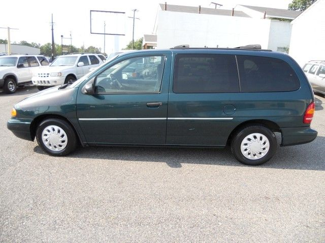 1995 Green Windstar Gl Choice Auto Sales 1998 Ford Windstar