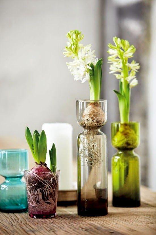 Fr hling im pastell aus d nemark cinnamon home house for Gartenschmuck aus glas