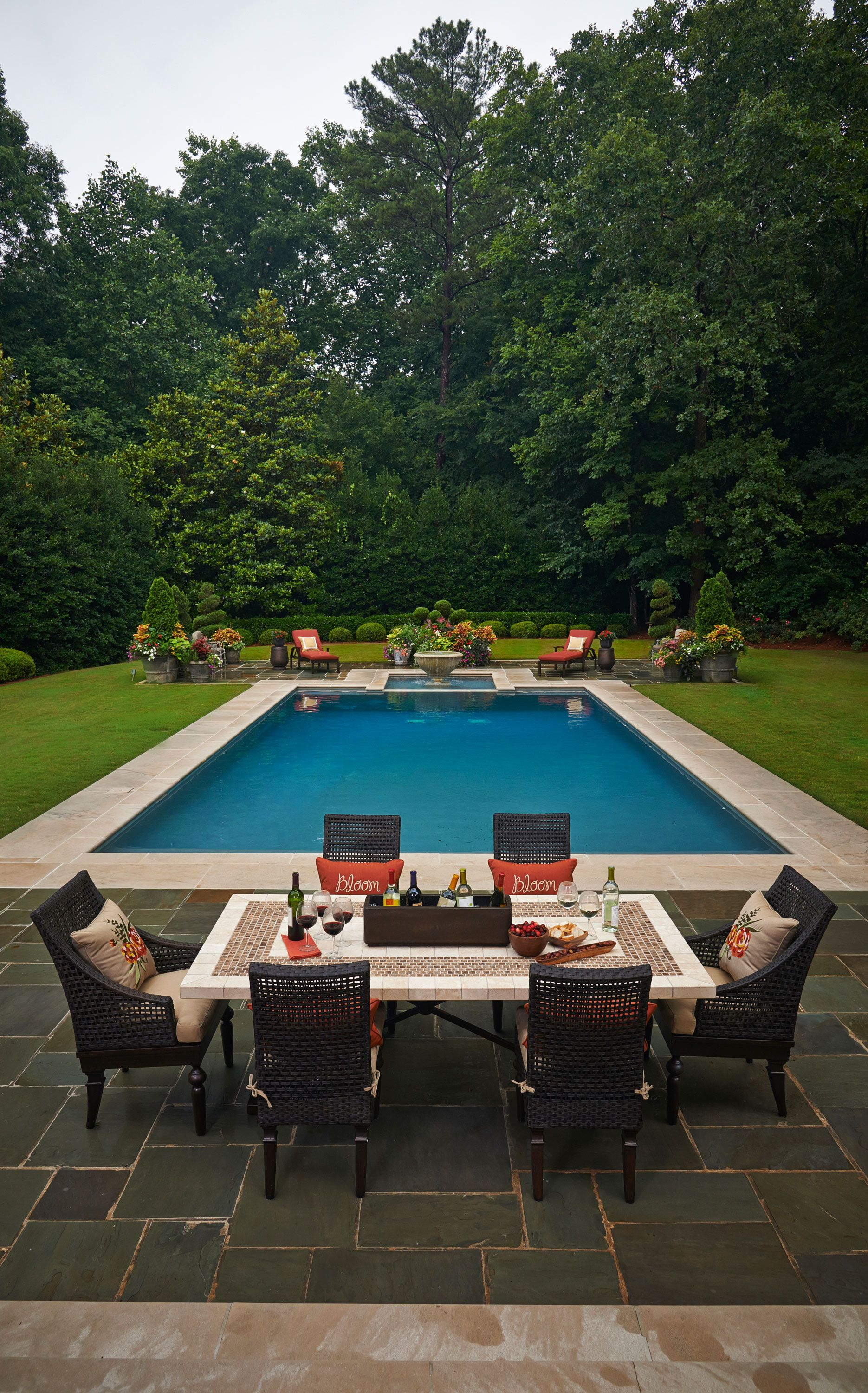 getaway to your own backyard complete your patio with beautiful