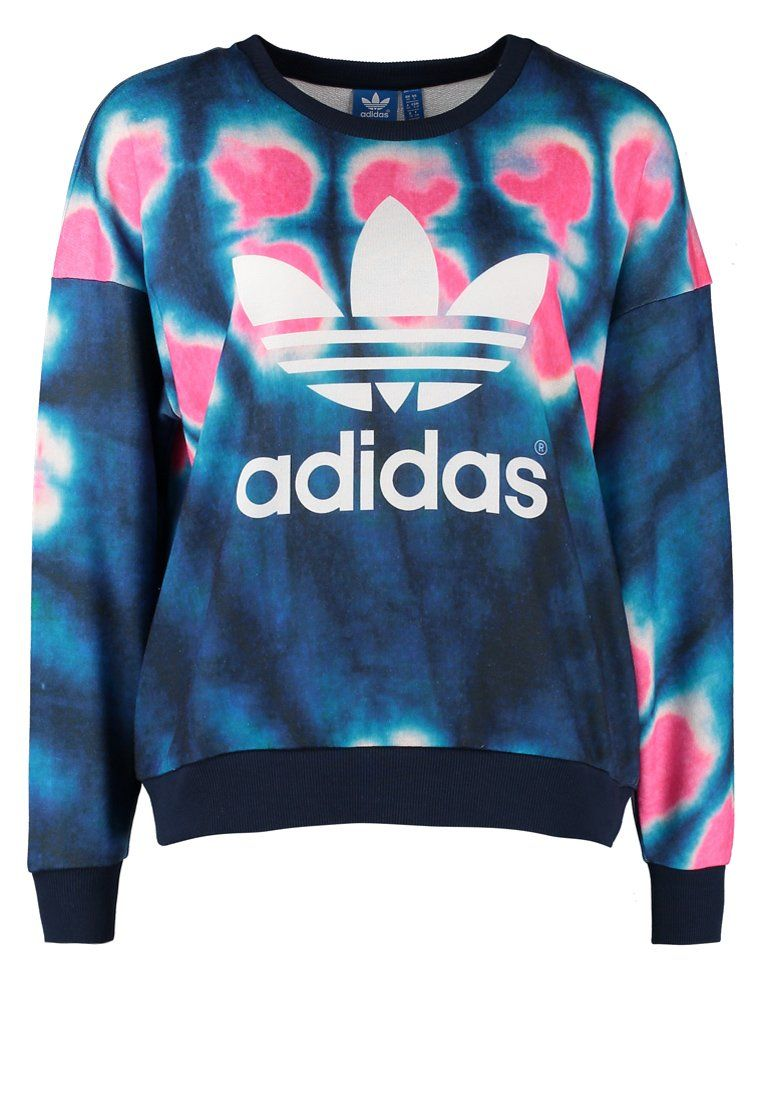 adidas Originals - Sweater - Blauw | Sweatshirts, Adidas ...