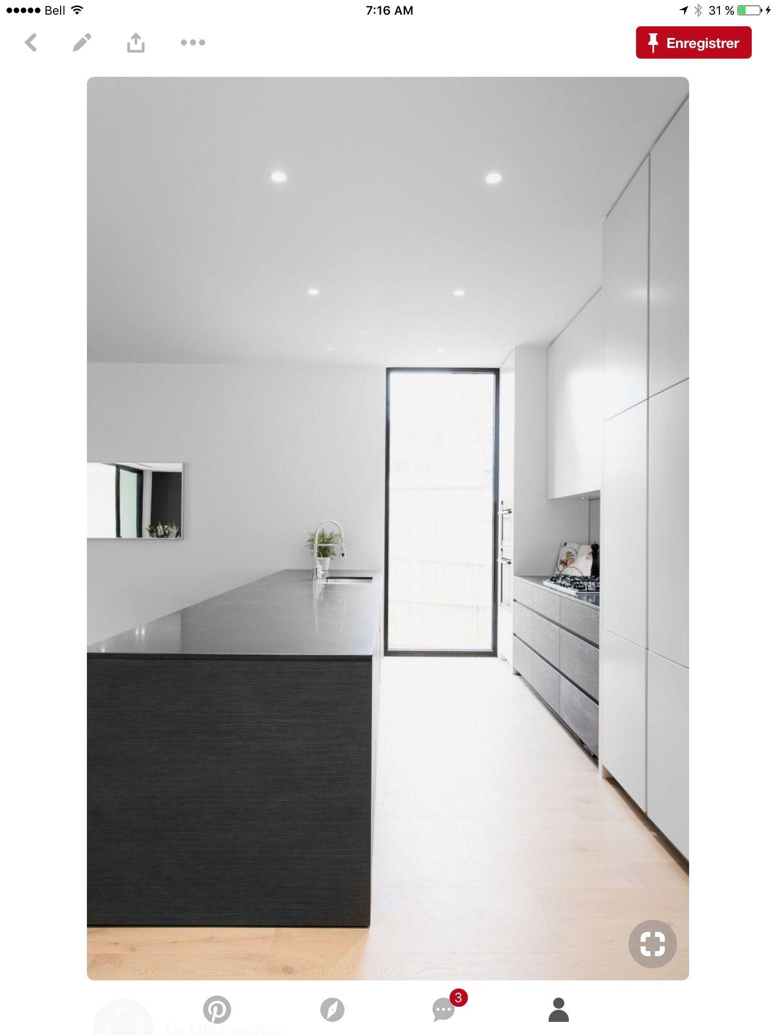 Pin von Johannes Urlhardt auf Küche | Pinterest | Küche, Architektur ...