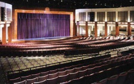 North Charleston Performing Arts Center Performing Arts Center Performance Art Seating Charts