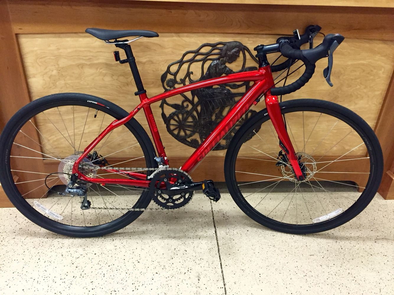 2016 Specialized Diverge A1 All Roads Bike Pavement Gravel