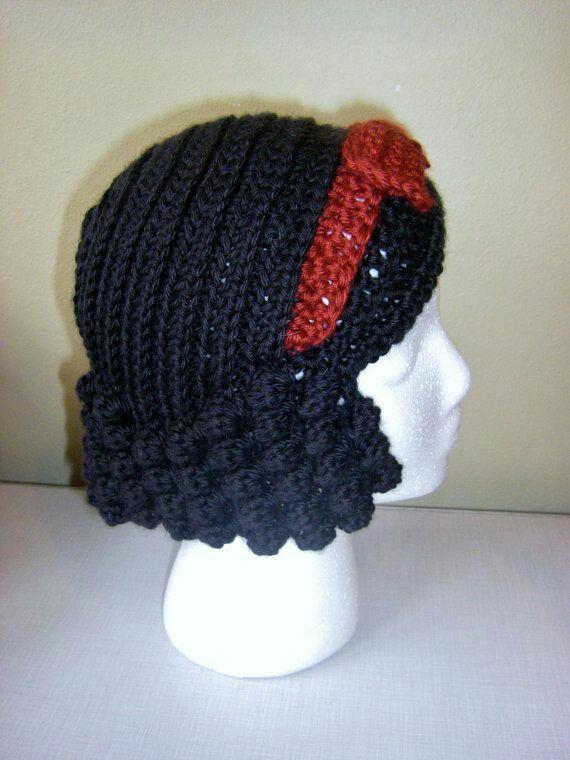 Blanca nieves | Crochet | Pinterest | Häckeln, Mütze und Häkeln