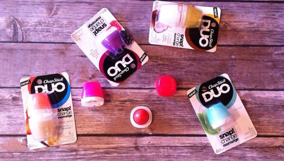Create Your Favorite Flavor Combos With New Chapstick DUO