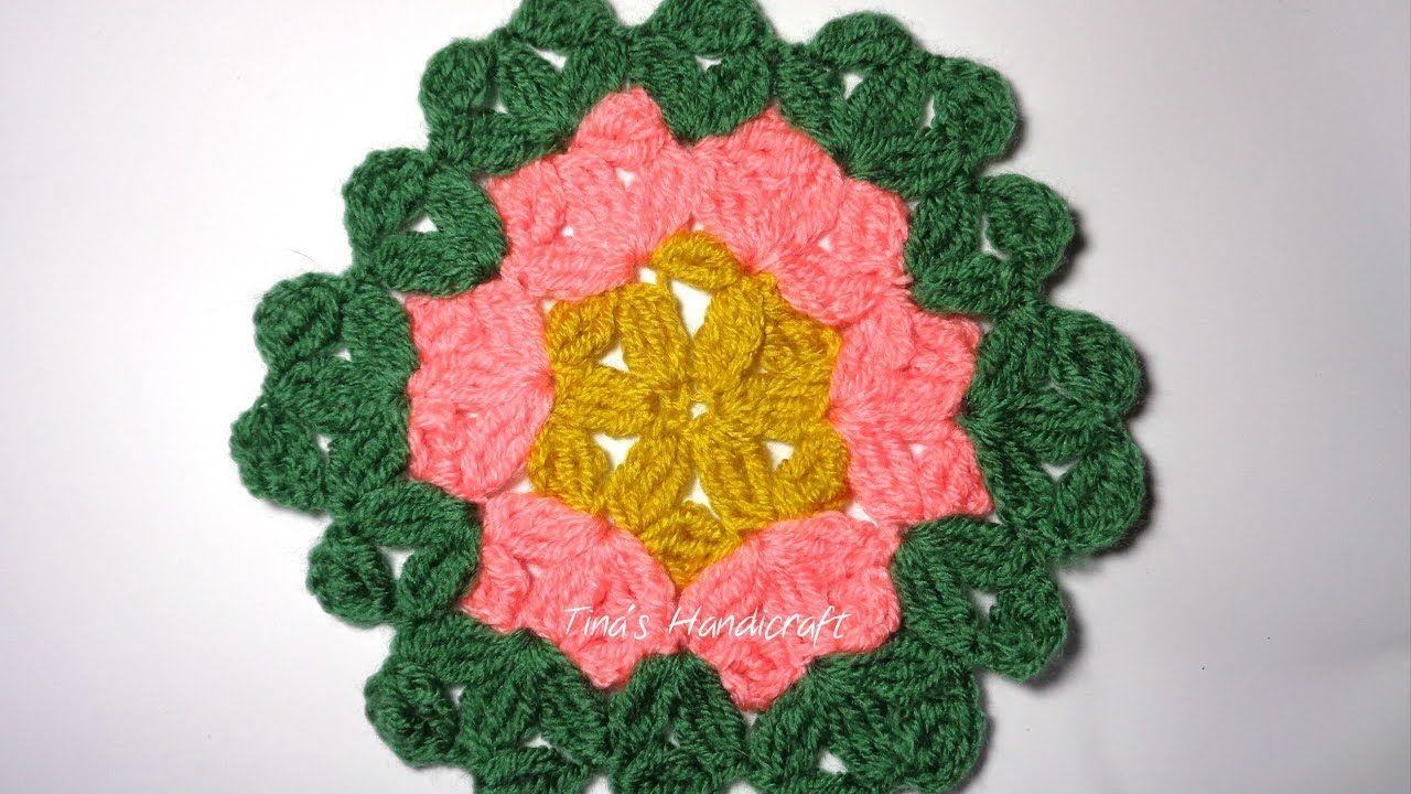 Crochet Life Flower