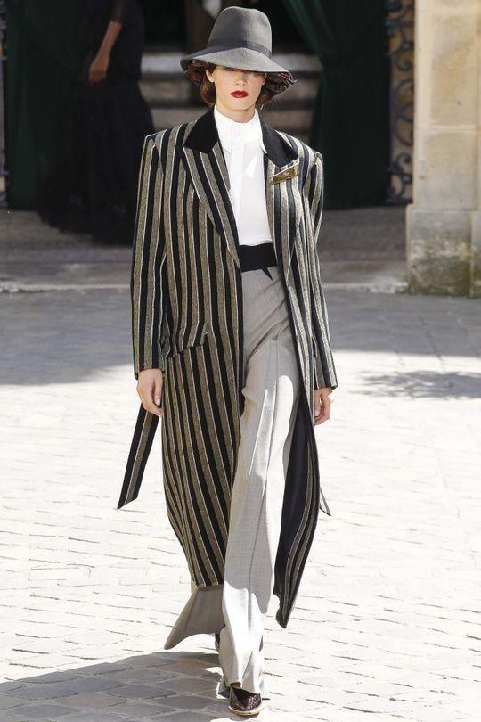 Ulyana Sergeenko haute couture autumn/winter '17/'18 - Vogue Australia