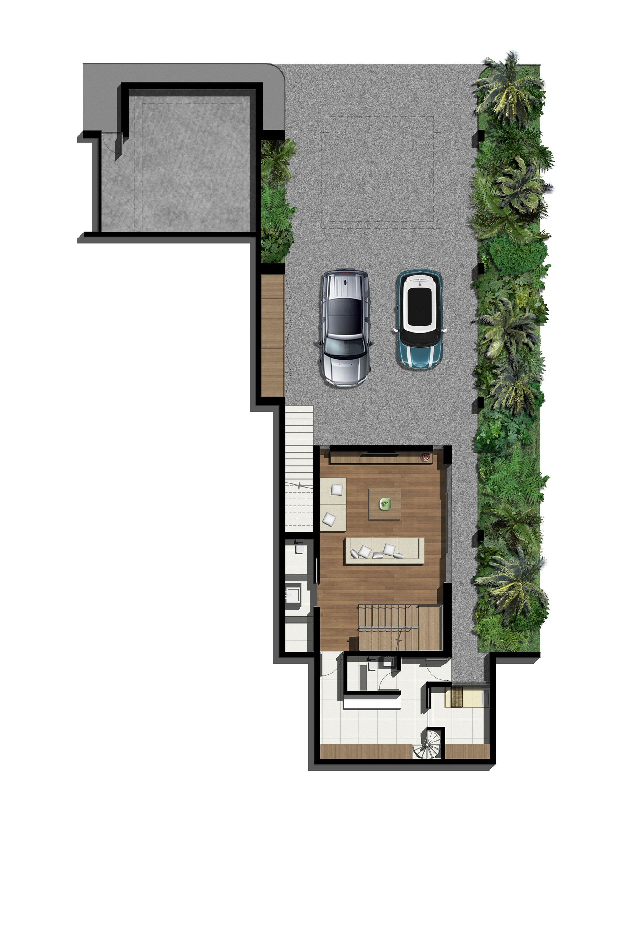 Gallery Of Sava Original Vision 23 Modern Style House Plans Modern House Exterior Beach House Design