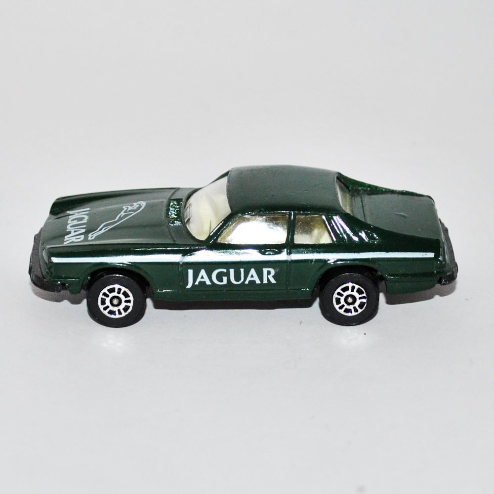 Corgi Jaguar Xj S Loose Die Cast Model Toy Car Made In Gt