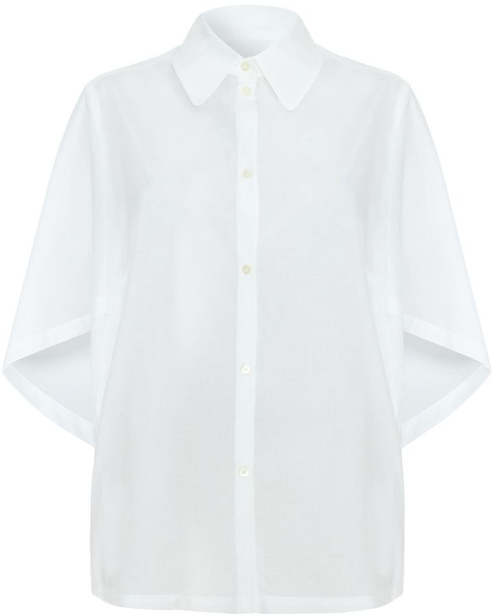 Vivienne Westwood VW ANGLOMANIA Hero Blouse on shopstyle.co.uk