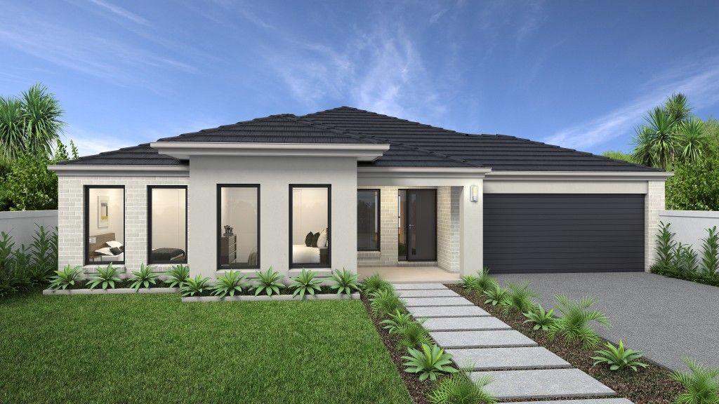Facade inspiration home render designs pinterest for Single story facades