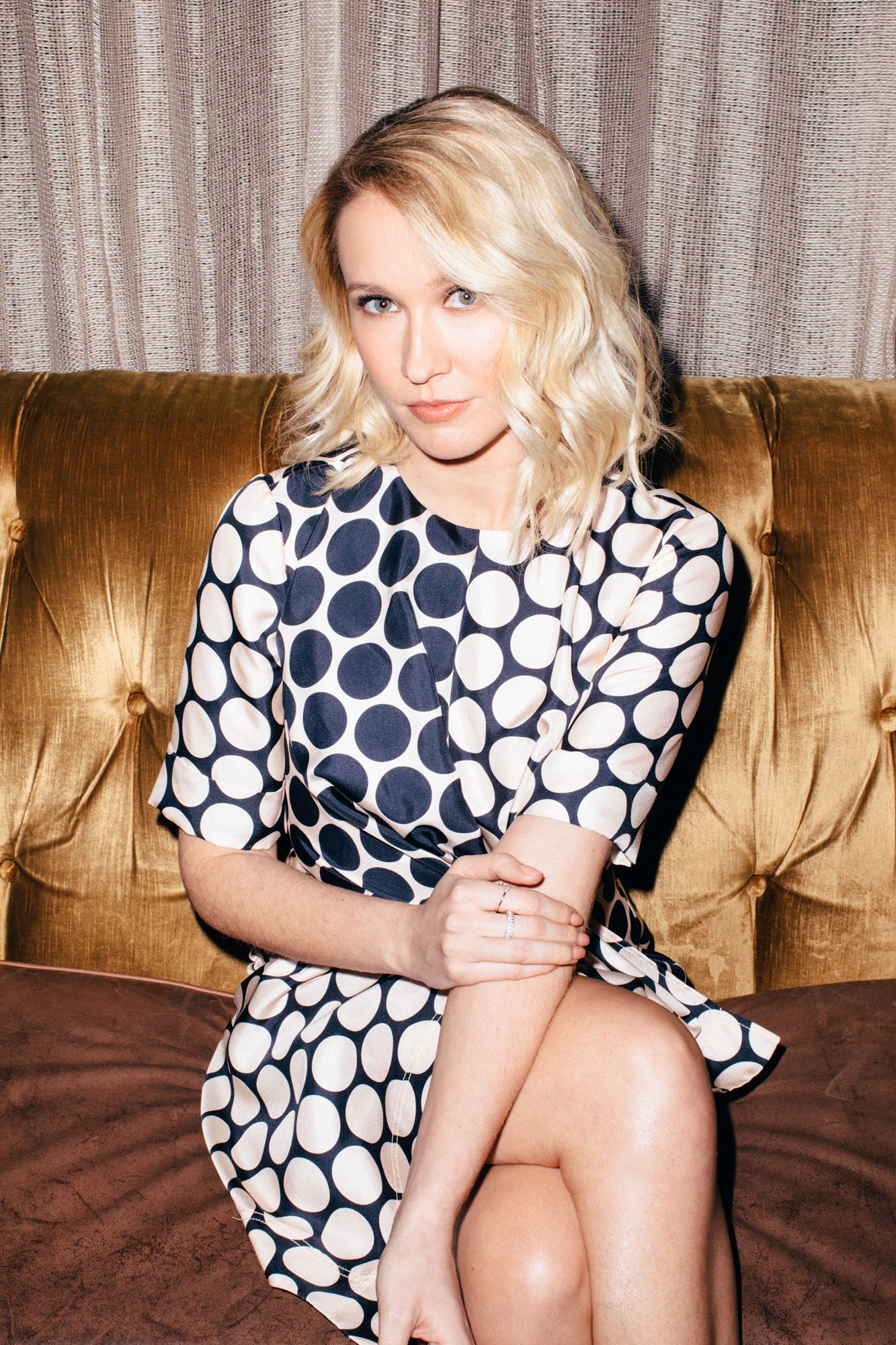 Anna Camp: Pitch Perfect's Anna Camp Is Done Playing the 'Uptight Blonde'.  As Anna Camp dramati...