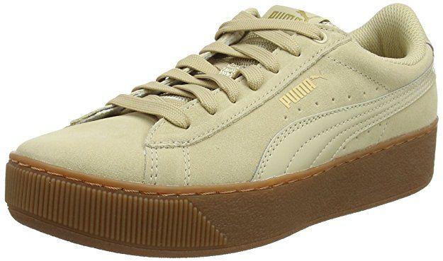 PUMA »Suede Platform Pebble Womens« Sneaker kaufen | OTTO