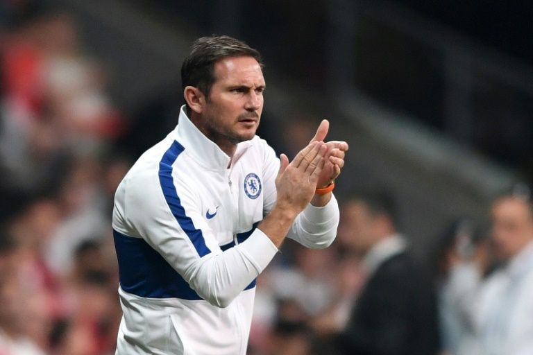 Lampard Sees Positives As Chelsea Miss Out On Super Cup Chelsea Manager Liverpool Champions Chelsea
