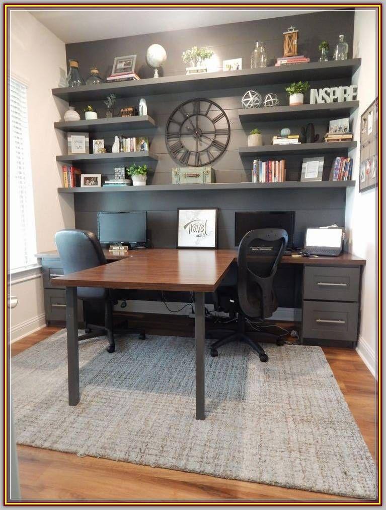 Most Popular Modern Home Office Design Ideas For Inspiration Modern Interior Design Home Office Design Home Office Decor Modern Home Office