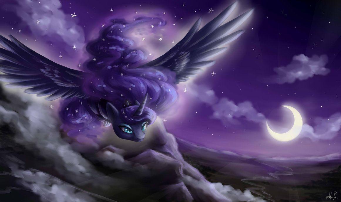 луна крылья картинки выбрать