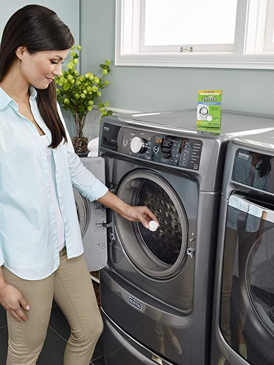 Amazon.com: Affresh Washer Machine Cleaner, 6-Tablets, 8.4 ...