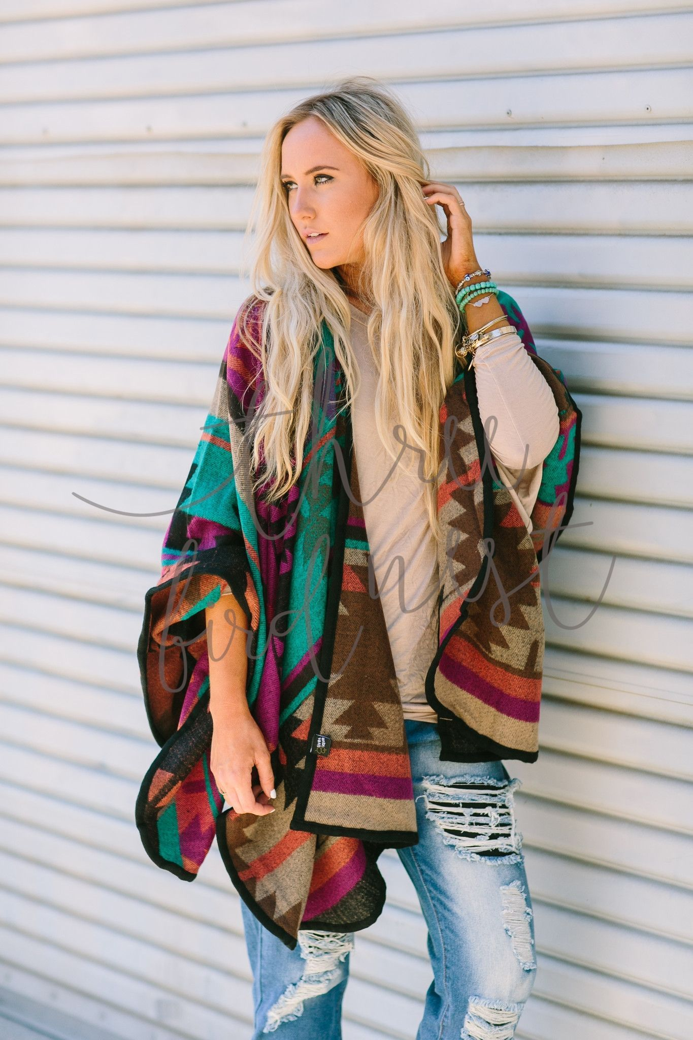 Women's Clothing, Free-Spirited Boho Outfits, Bohemian Clothes