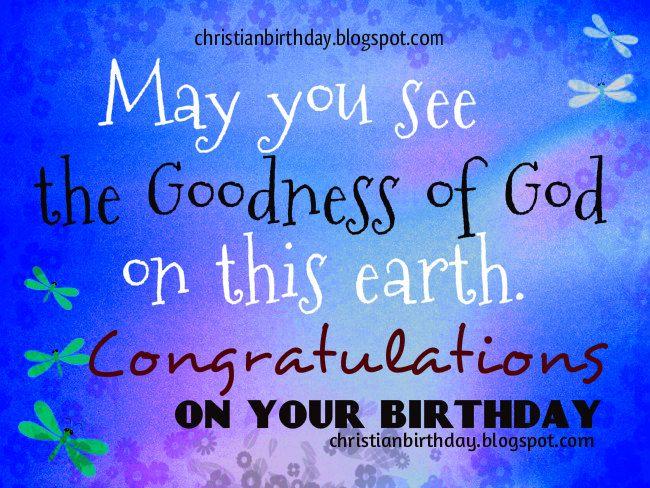 Free Happy Birthday Jpg ~ Christian birthday free card god blessing you g