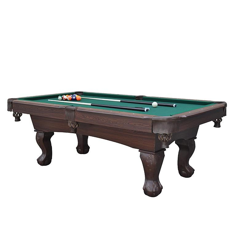 Superieur Courtland Billiard Table With Bonus Cue Rack | Sears Outlet