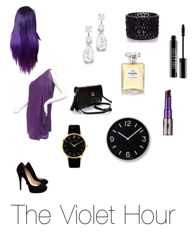 """""""The Darkest Moment of the Violet Hour"""" by captain-america-334 ❤ liked on Polyvore"""