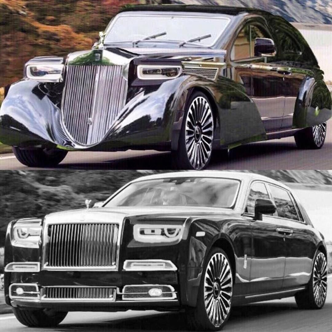 Rolls Royce Phantom Old Or New? ___________ #rollsroyce