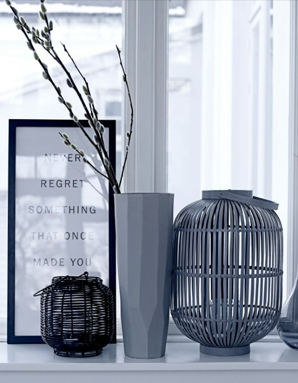 styling-vensterbank | Home in 2018 | Pinterest - Decoratie ...