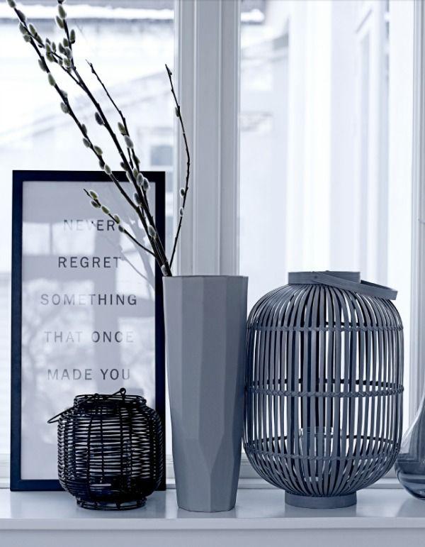 styling-vensterbank | Home | Pinterest - Decoratie, Vensterbank en ...