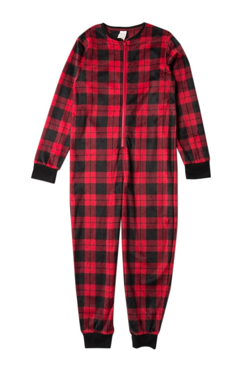 c5db0509b8 Image of 14th   Union Family Sleep Cozy Printed Bodysuit (Toddler