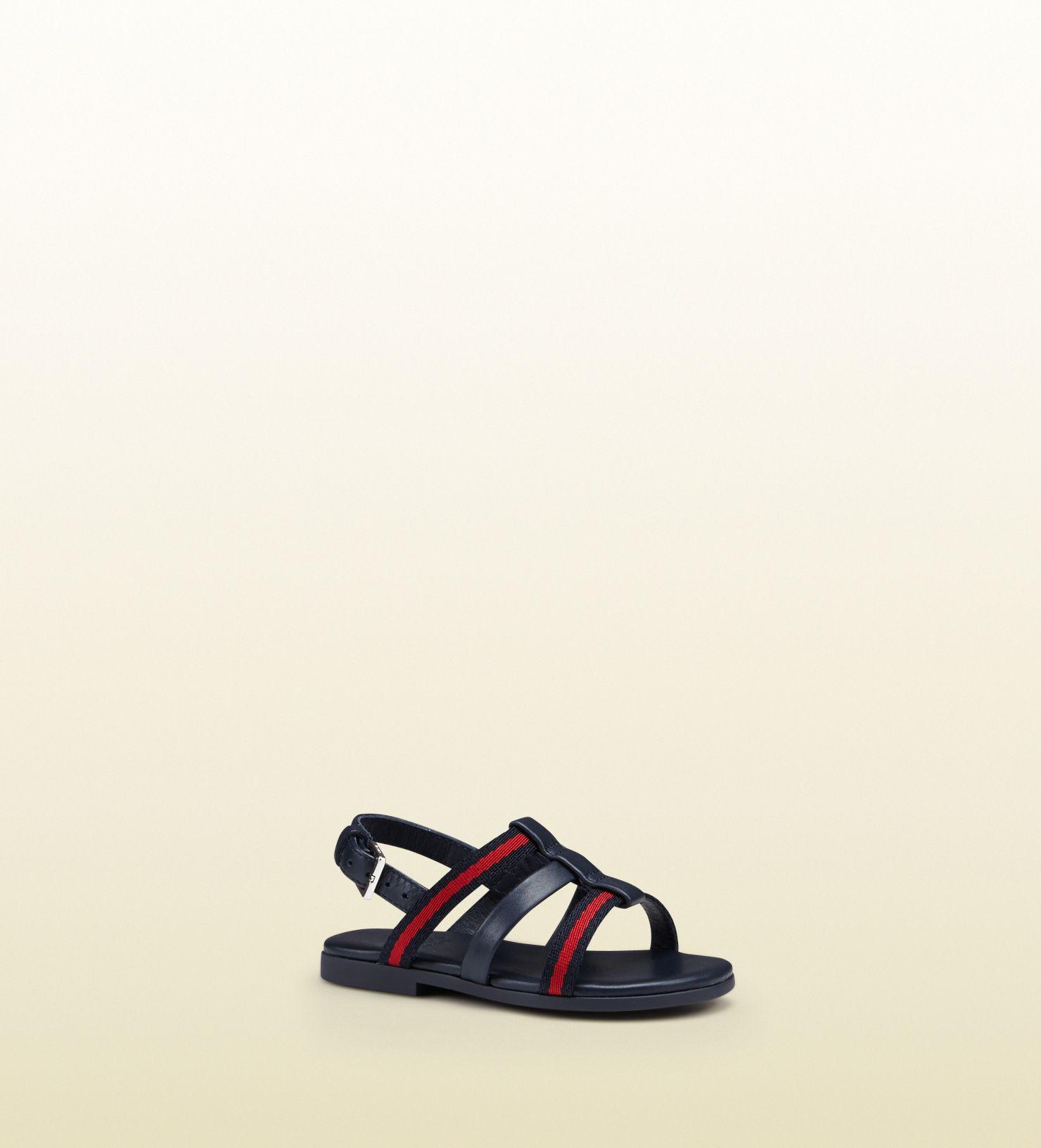 sandal with web detail #Kids