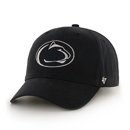 new arrival 9327a ae310 NCAA Penn State Nittany Lions Basic Mvp Adjustable Hat, Youth, Navy