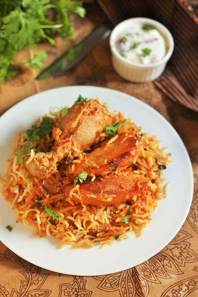 Pakistani Chicken Biryani Recipe Chicken Biryani Pakistani Style Halaal Recipes Biryani Recipe Chicken Biryani Recipe Biryani