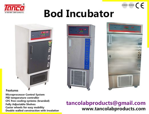 Bod Incubators Are Designed To Meet Incubation Criteria Required