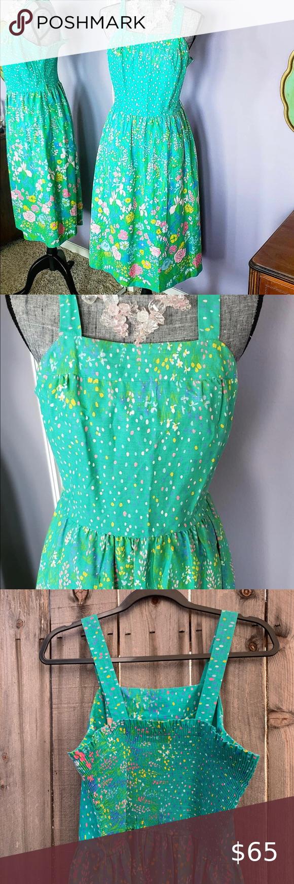 Sale 1960s Summer Dress Summer Dresses Vintage Summer Dresses Dresses [ 1740 x 580 Pixel ]