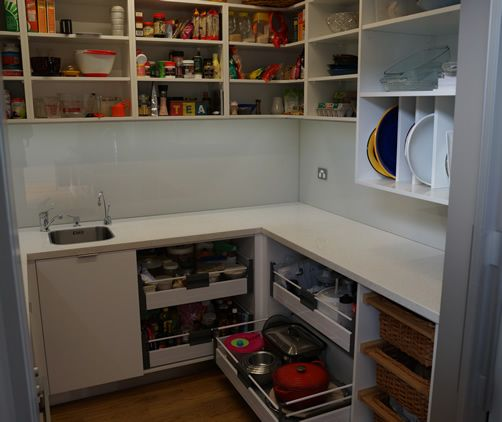 Kitchen Scullery Designs Nz - Google Search