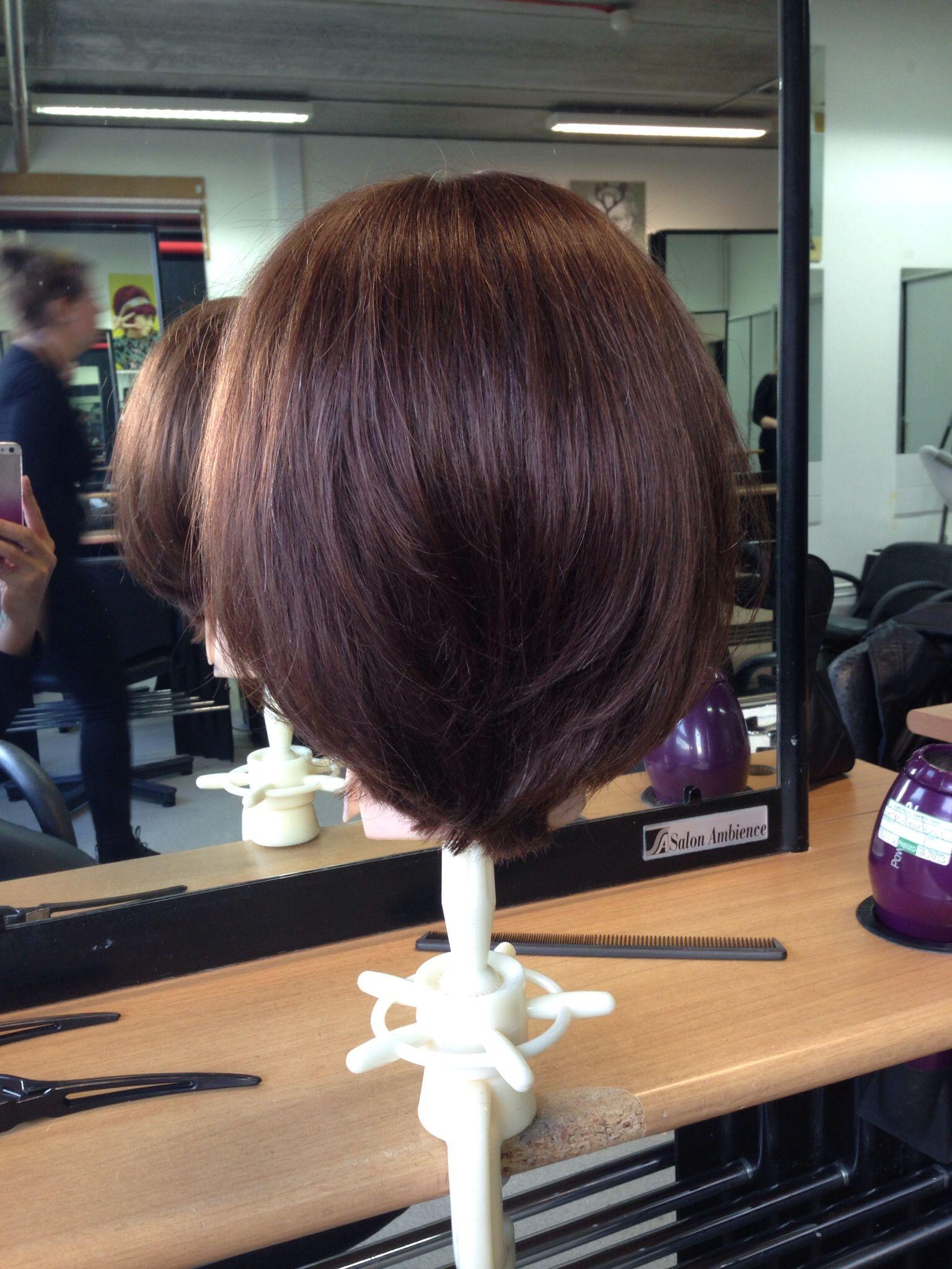 Ascending Hair Cut Unconventional Sets Mywork Hair Cuts Hair