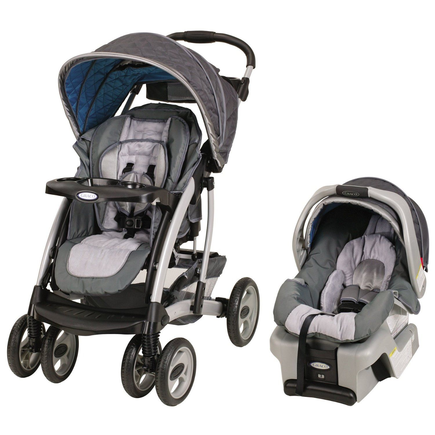Baby Stroller Travel Systems. Graco Quattro Tour Reverse
