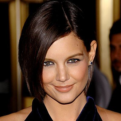Katie Holmes Hairstyles Impressive Bob Hairstyles  Katie Holmes Hollywood Hair And Bobs